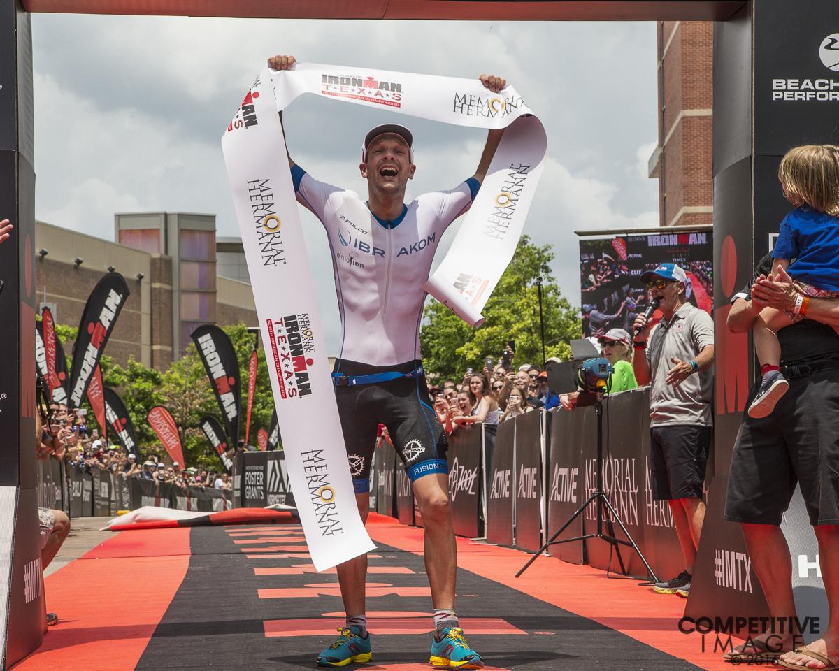 Patrick Lange gewinnt den Ironman Texas